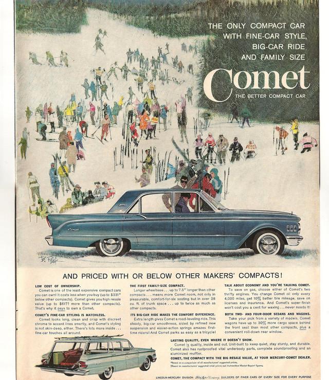 Mercury Comet