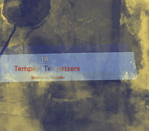Tempest Texturizers subtle Brushes for Photoshop