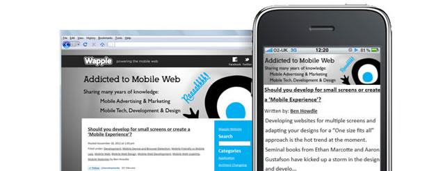 WP Mobile Detector responsive plugin