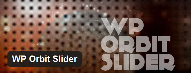 WP Orbit Slider responsive plugin