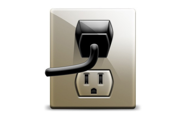 Electrical Outlet Icon tutorial photoshop