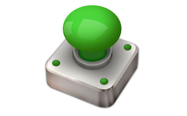 w to create a green button isolated, using layer styles, dodge and the burn Tool