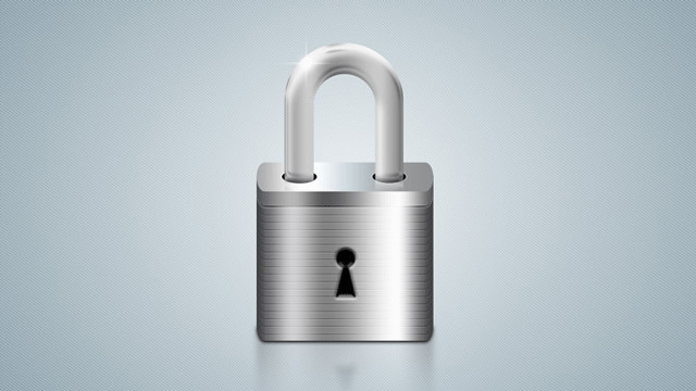 Learn To Create A Padlock Icon