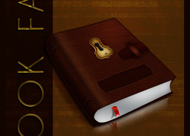 Create a Leatherback Book Icon
