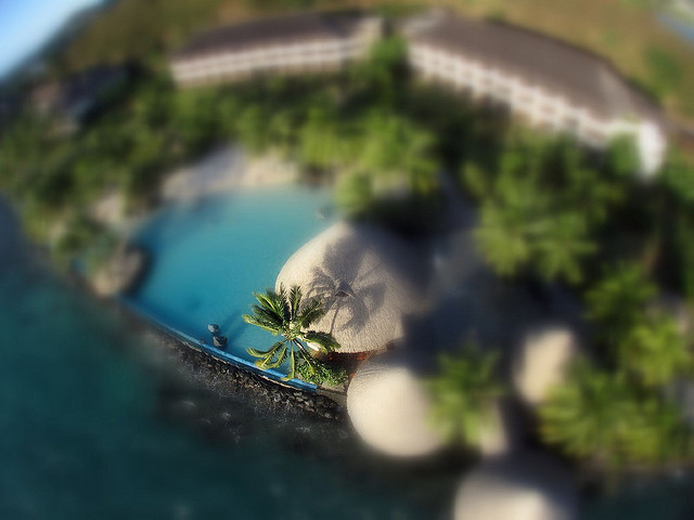 Tilt shift test