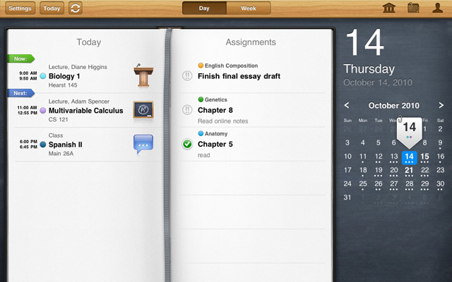 iStudiez Pro for iPad