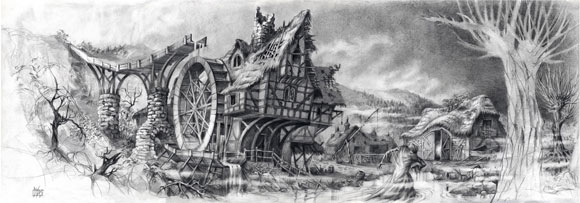 Karlstadt-Watermill
