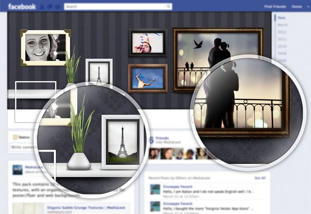 Free Room Facebook Timeline Cover