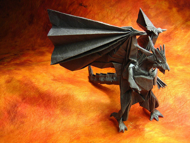Bahamut (Divine Dragon)