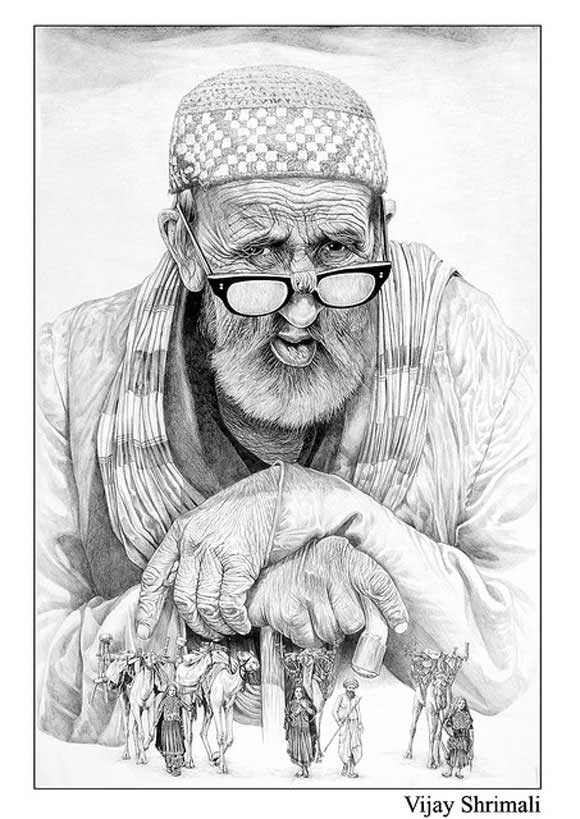 portrait-by-shrimali