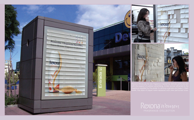smart billboard design  Roxana Samples