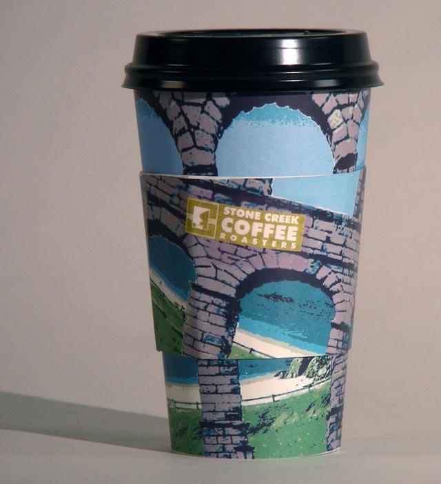 Stone Creek Coffee Creative Package Designs