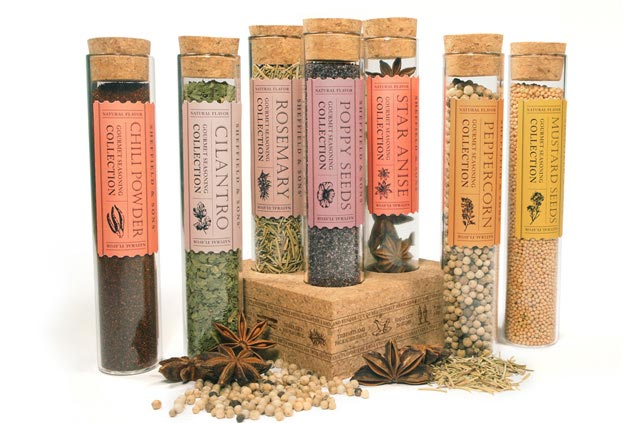 Sheffield crafted packaging product