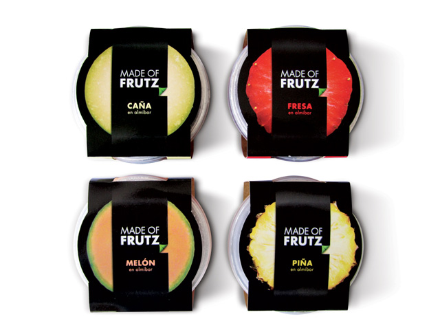 Made of Fruitz crafted packaging product