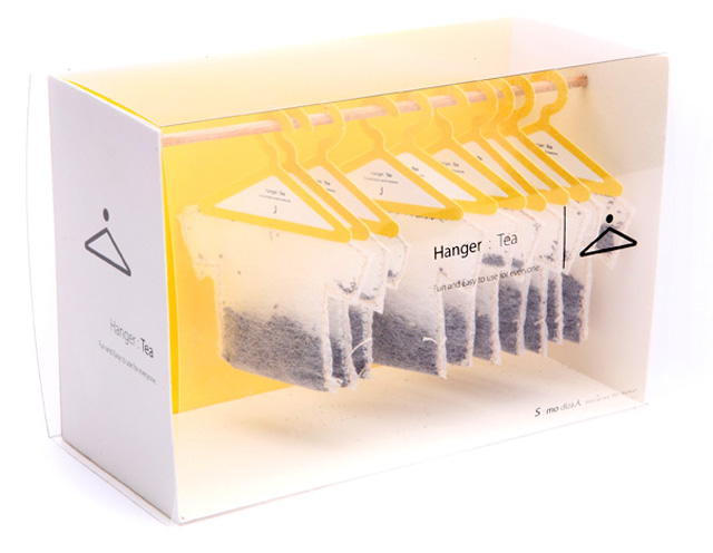 Hang Me Some Tea crafted packaging product