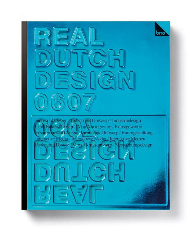 Real Dutch Design Books Typographic Book Covers