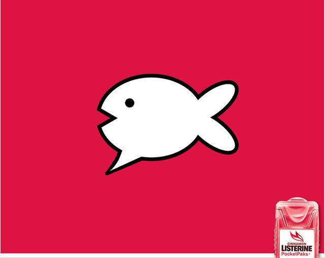 Listerine: Fish