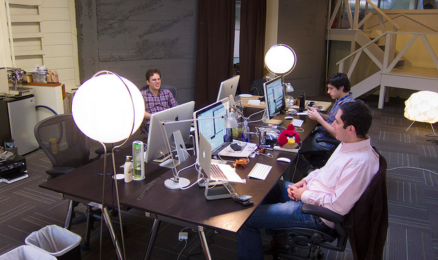 The Instagram app - team working in San Francisco, CA