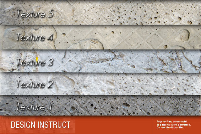 Rough Concrete Tiles: Texture Pack