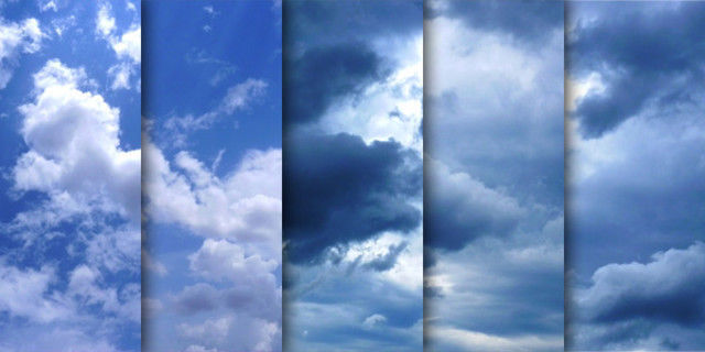 Free cloud textures