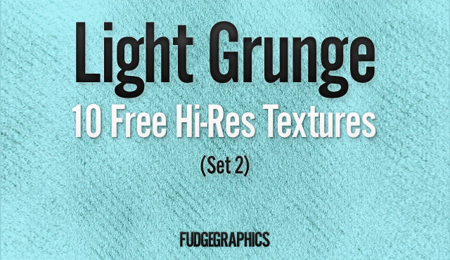 10 Free Hi-Res Light Grunge Textures
