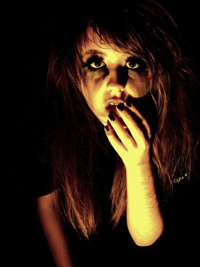 Gothic Girl free photography gothic