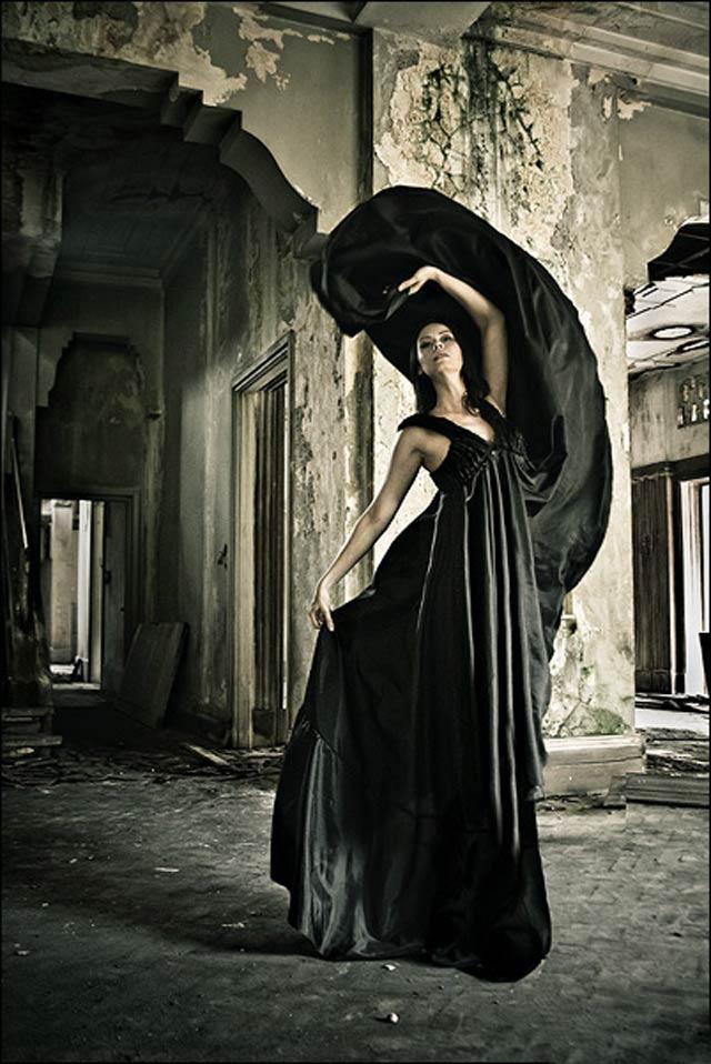 Dark Angel free photography gothic