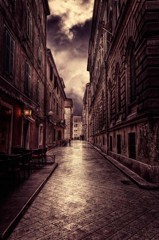 Memories of Dalmatia free photography gothic