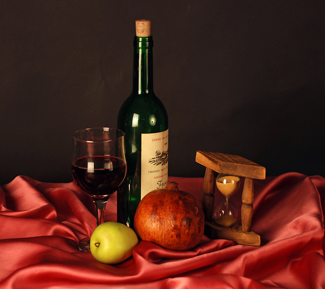 Still Life by Black World professional shot cameral