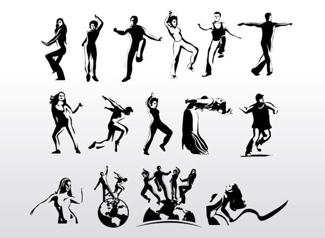 Aerobic Art Dancers