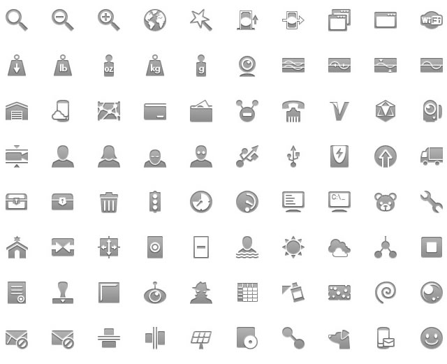 15,000 free Android Icons