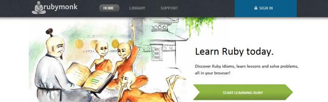 RubyMonk - Learning Programming