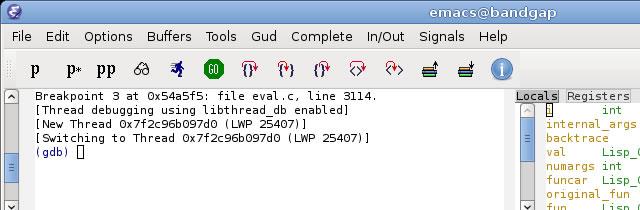 Emacs - Programming Text Editor