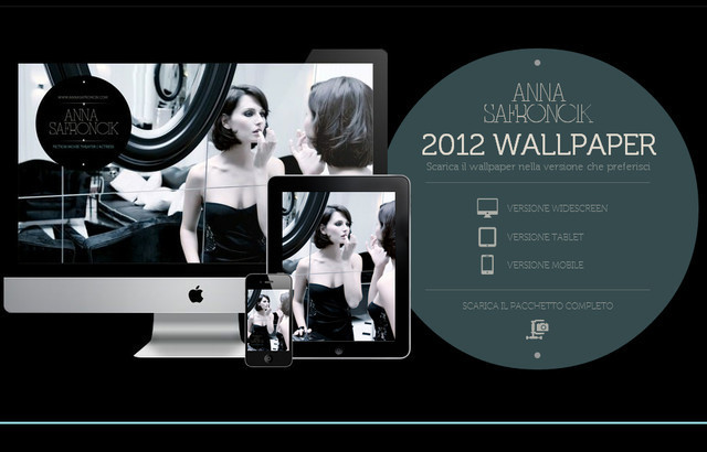 Anna Safroncik parallax scrolling effect in web design