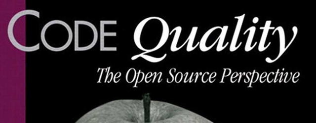 Code Quality: The Open Source Perspective