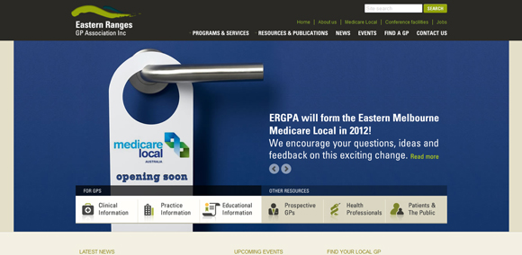 The Ergpa has an amazing color scheme for inspiration
