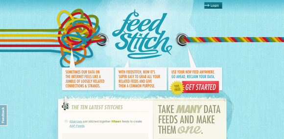 The Feed Stitch has an amazing color scheme for inspiration