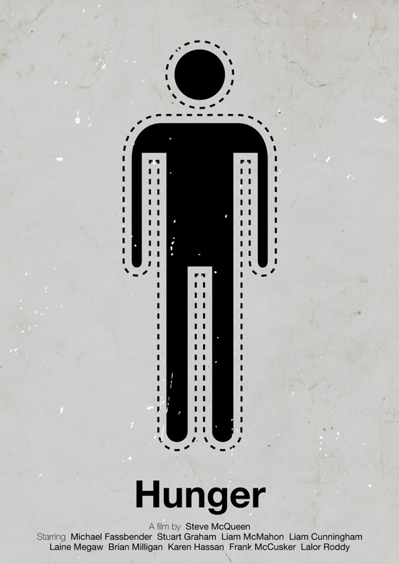 Hunger pictogram poster inspiration movie