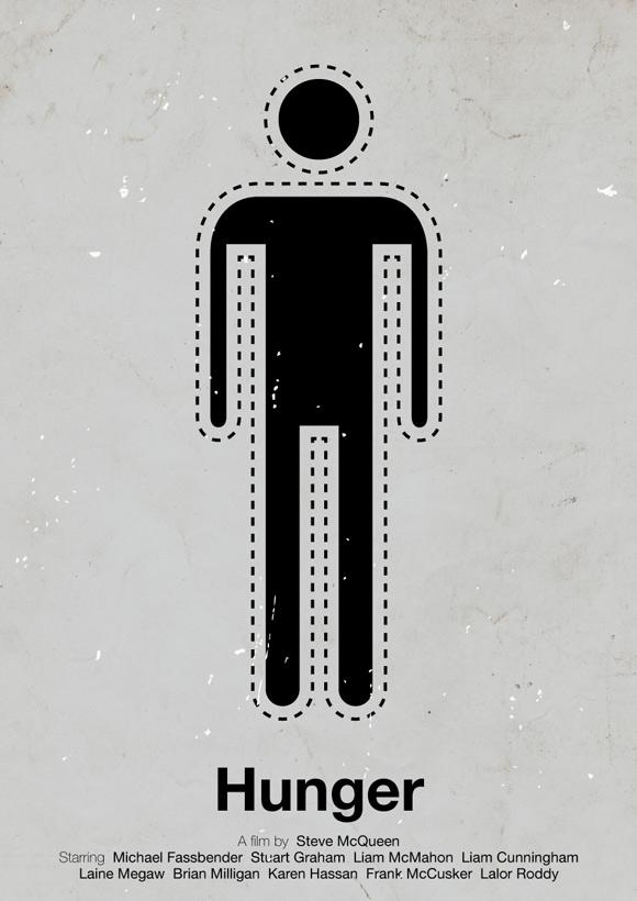 Hunger pictogram poster inspiration movie