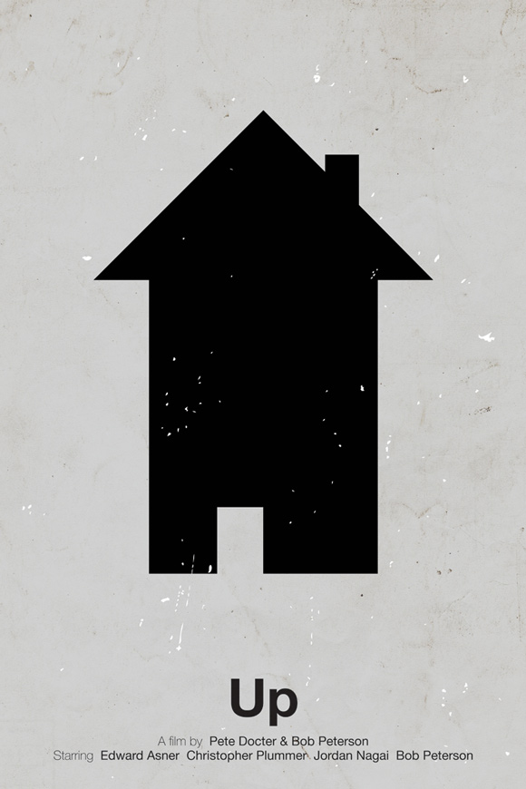 Up pictogram poster inspiration movie
