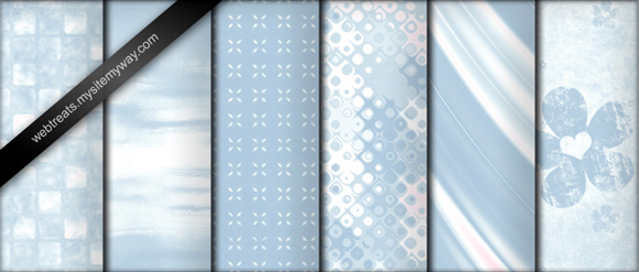 Baby Blue free designer photoshop patterns