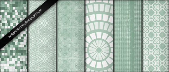 Cool Mint Green Grunge free designer photoshop patterns