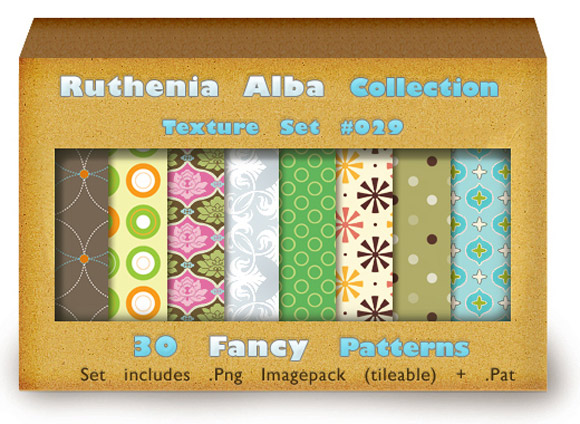 Fancy free designer photoshop patterns