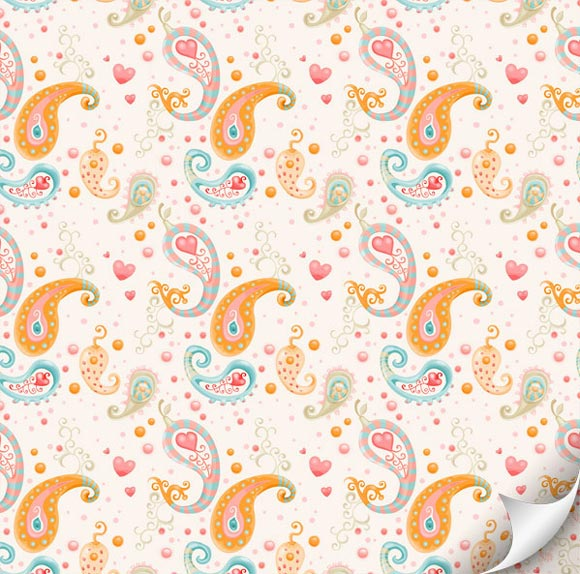 Paisley freebies adobe photoshop patterns