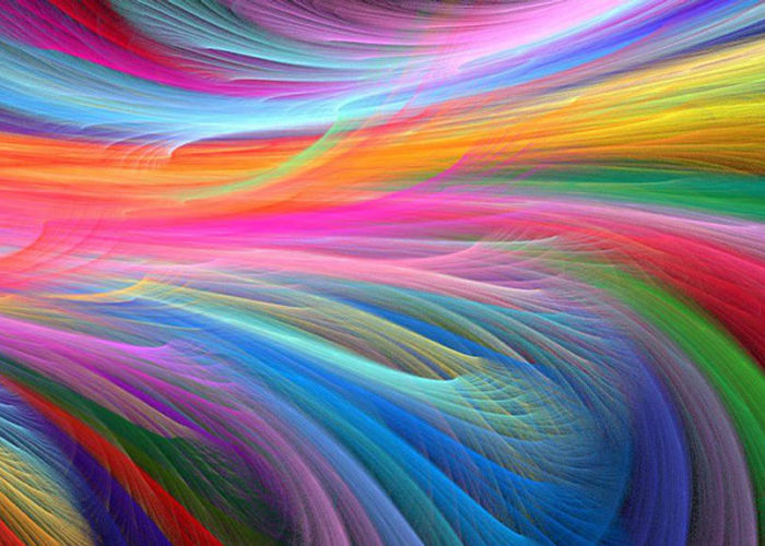 25 Beautiful Color Spectrum Desktop Wallpapers