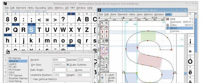 making your own font