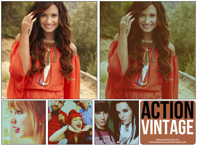 Action Vintage