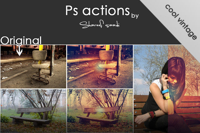 Photoshop actions 7