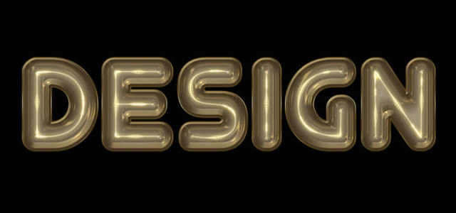 Light Bulb Inspired Text Effect in Photoshop