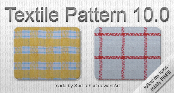Textile Patterns free for Photoshop PAT
